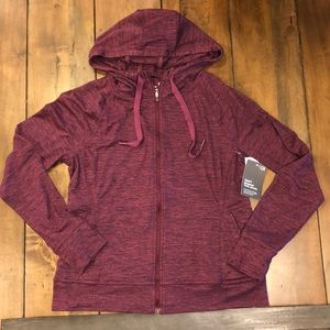 New with tags!  GapFit ZipUp
